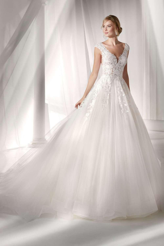 factory authentic 00436 7baa4 Nicole Spose - Abiti da sposa 2019 | Vestiti da sposa Nicole ...