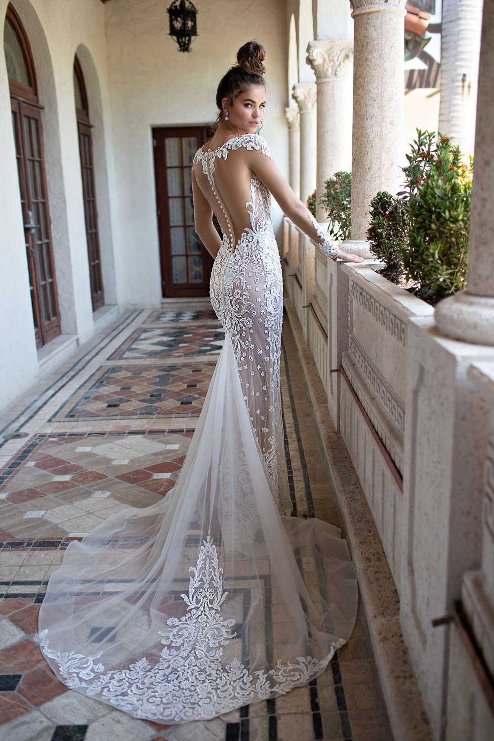 look for 621ee a626e Berta Bridal Couture - Abiti da sposa 2019 | Vestiti da ...
