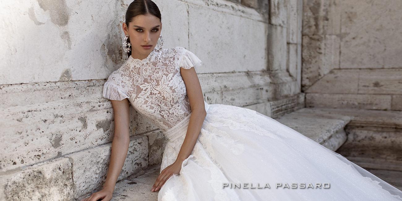 Vestiti Da Sposa Usati Napoli.Passaro Sposa Abiti Da Sposa Ed Abiti Da Cerimonia Collezioni 2019